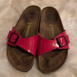Pink Birkenstock Size 10